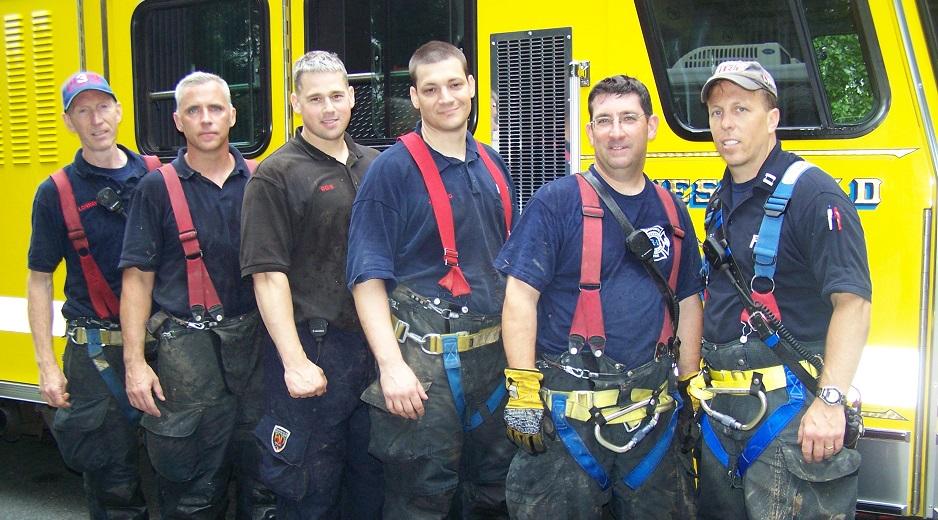 Bayonne fire squad