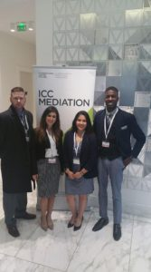 NJCU at paris mediation competition