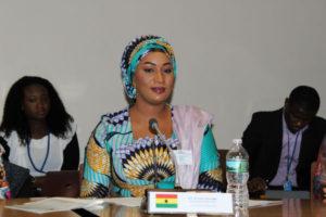 African delegate